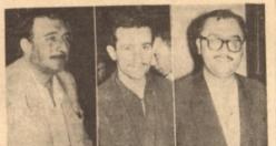 27 Mayıs 1960 darbesinden sonra tutuklanan Muzaffer Ozak