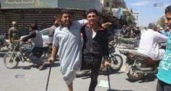 İdlib'de yaşam ve savaşın izleri