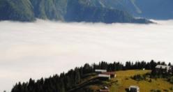 Fırtına vadilerinde bulutlara dokunmak