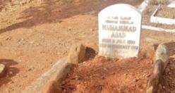 Gırnata'da Müslüman mezarlığı