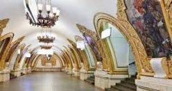 İçinden çıkmak istemeyeceğiniz Moskova metrosu