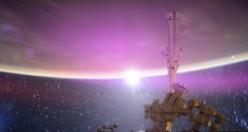 Uzaydan dünyaya bakmak