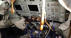 Rus kozmonotların zorlu eğitim süreci