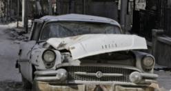 Halep'te savaştan nasibini alan klasik araçlar