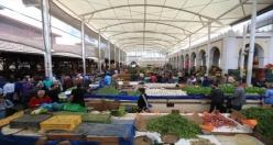 Tunus pazarlarında Ramazan hareketliliği
