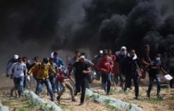 İsrail'den Gazze'de kanlı müdahale