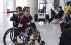 Gazzeli engelli kardeşlerin hayali gerçek olacak