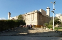 Peygamberlerin medfun olduğu yer: El-Halil