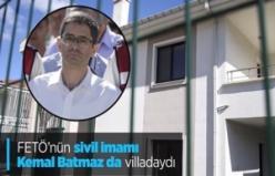 Kemal Batmaz'ın aracı darbe villasından çıktı