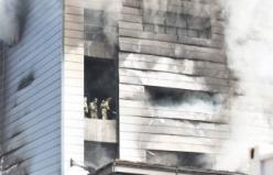 Güney Kore'de bir şantiyede yangın: 36 işçi öldü