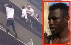 Mali göçmeni kahramana Fransa'dan vatandaşlık