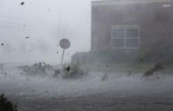 Michael Kasırgası ABD'yi yıktı