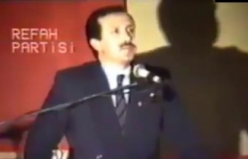 Recep Tayyip Erdoğan'dan Zulmü Alkışlayamam şiiri - 1990