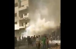 Suriye'de bomba yüklü kamyonla saldırı: Ölü ve yaralılar var