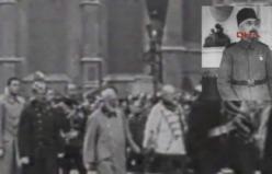 Sultan Vahdettin'in bu görüntüsü ilk kez yayınlandı