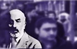 Mehmet Akif Ersoy'dan yılbaşı