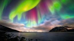 Kuzey kutbunda gökyüzü şenliği başladı