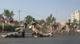 İran'daki saldırıdan görüntüler