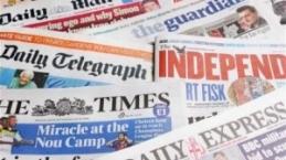 Seçim sonrası dünya basınından Erdoğan için skandal manşetler!
