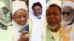 Afrikalı Müslüman Alimlerden Beşi
