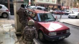 Kahramanmaraş'ta polise saldırı!