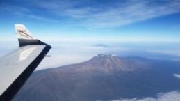 Efsane dağ Kilimanjaro