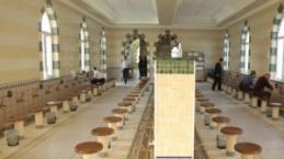 Taşkent'te 2300 kişilik cami açıldı