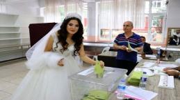 Türkiye'den ilginç seçim manzaraları