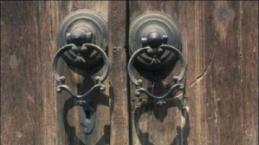 Osmanlı Yadigârı Kapı Tokmakları