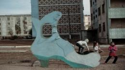 Özbekistan'daki hayalet şehir