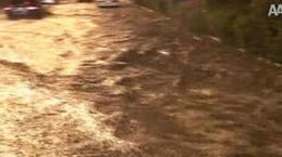 Mekke'de yağmur sele neden oldu