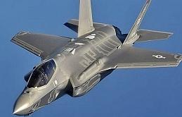 ABD Ortadoğu'ya ilk defa F-35 gönderdi
