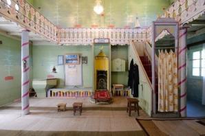 Gürcistan'daki Müslüman mirası ahşap camiler