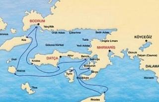 12 Ada Yunanlara Lozan anlaşması ile mi verildi?