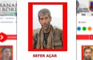 15 şehidin katili olan kırmızı listedeki terörist...