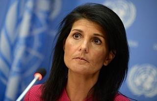 ABD sözcüsü Filistin konusunda Arap ülkelerine...