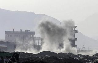 Afganistan'da bombalı saldırı, 11 ölü