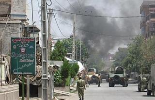 Afganistan'da ebelik eğitim merkezine bombalı...