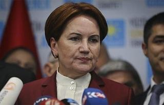 İYİ Partililer Akşener'in evine yürüdü,...
