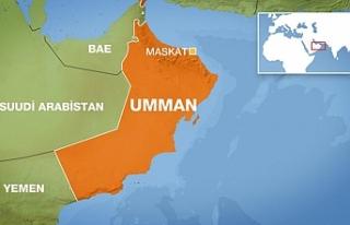 Körfez'de yükselen atmosferde Umman Sultanlığı...