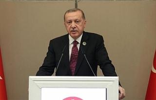 Başkan Erdoğan'dan 'Afrika ziyareti'...