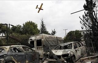 'Darbeciler Yunanistan'da yangın faciasından...