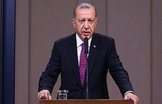Erdoğan: Afrika'nın ihtiyacı yeni mürebbiyeler,...