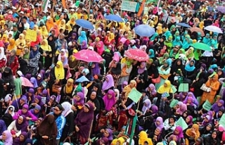 Filipinler'de Müslümanlara özerklik yasası...