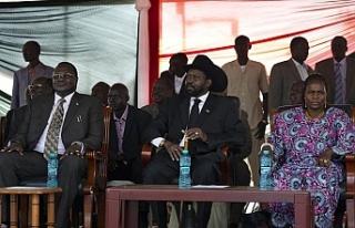 Güney Sudan Devlet Başkanı'nın görev süresi...