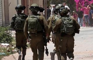 İsrail'den Temimi'nin resmini çizen aktivistlere...