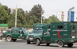 Kabil'de düzenlenen saldırıda istihbaratçılar...