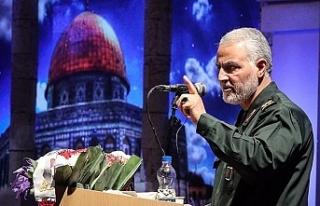 Kasım Süleymani Trump'a meydan okudu