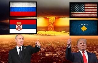 """""""Kosova'nın bölünmesi için ABD-Rusya anlaştı""""..."""