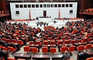 Meclis'te yeni başkan heyecanı
